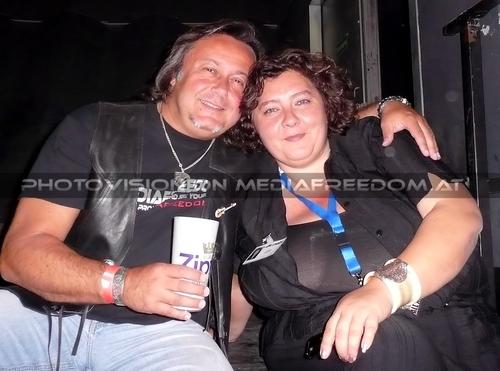 The Party 25: Charly Swoboda,Martina Pokorny