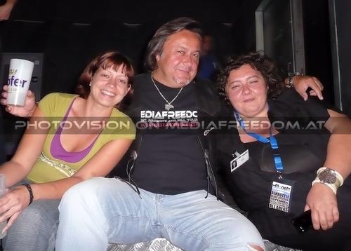 The Party 26: ,Charly Swoboda,Martina Pokorny