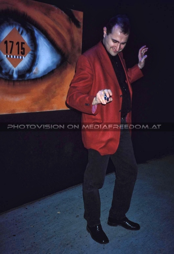 Ballroom Blitz: Harry Fuchs