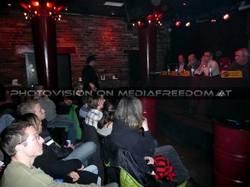 Listening Session 06: Harry Fuchs,Harald Huber,Mario Rossori