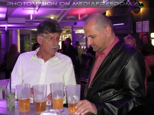 Opening Party - Pix 052: Harry Fuchs