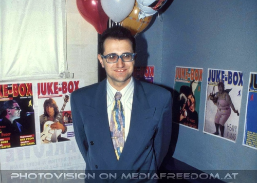 Mr. Juke Box: Harry Fuchs
