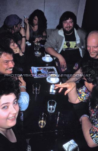 Party Team 3: Martina Pokorny,Viktor Samwald,Gabi (Tracy),Petzl und Susi,Muff Sopper