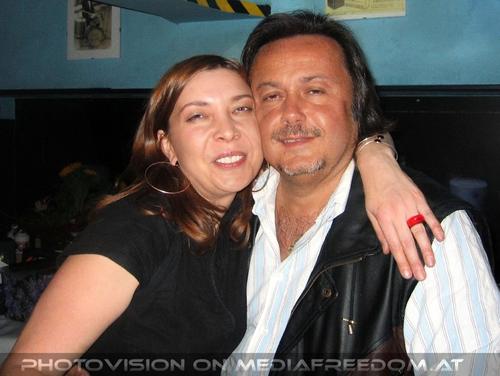 After-Wedding-Party Pix 20: Michi,Charly Swoboda