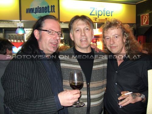 Halbzeit Party Pix 42: Muff Sopper,Hannes Bartsch