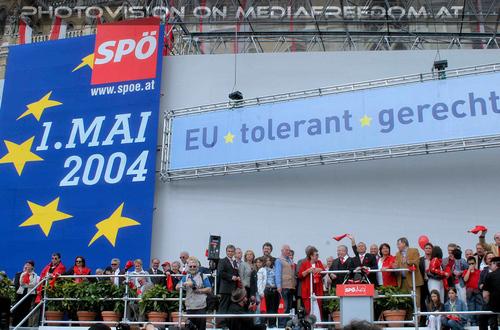 Tolerant gerecht sozial 06: Werner Faymann,Michael Häupl,Alfred Gusenbauer