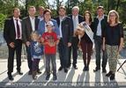 Eröffnung Paviananlage 25 (Hans Kogler, Karl Auinger, Lukas Michlmayr, Selma Buljobasic)