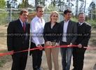 Eröffnung der Fuchsanlage 001 (Kathrin Glock, Michael Aufhauser, Rene Lobner, Rupert Everett, Ulrich Herzog)