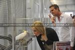Eröffnung des Papageienhauses 007 (Kathrin Glock, Rupert Everett)