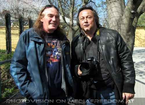 DJ im Tierpark: Gerhard Engl,Charly Swoboda