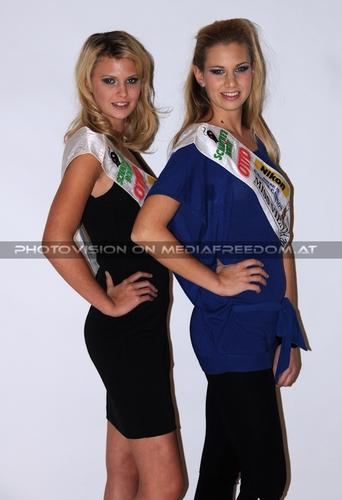 Miss Austria + Miss Vienna 2010 (06): Valentina Schlager,Sofie Schock