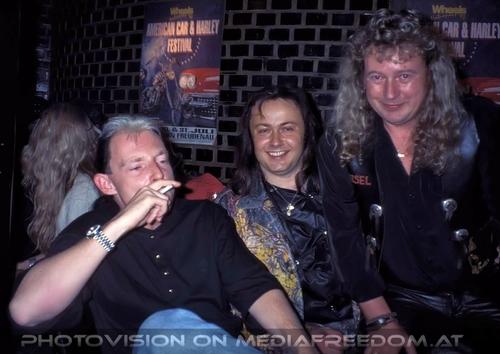 Partytime 28: Alexander Bisenz,Charly Swoboda,Hannes Bartsch