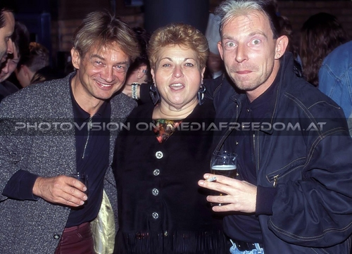 Partytime 09: Boris Bukowski,Jazz Gitti,Alexander Bisenz