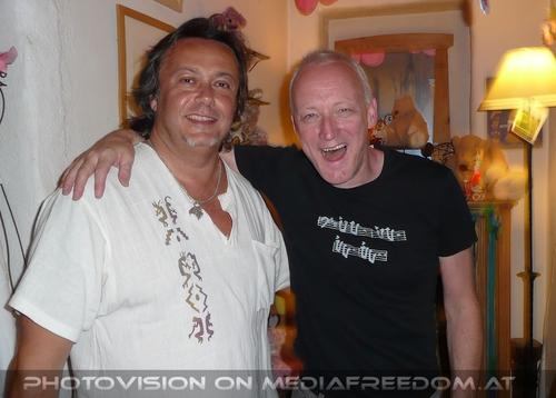The flying Picket - Pix 21: Charly Swoboda,Gary Howard