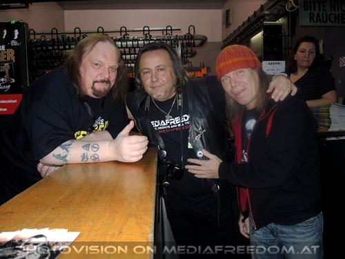 Heavy X-MAS Special 005: Chris Bauer,Charly Swoboda,Thomas Gehrke (Tom)
