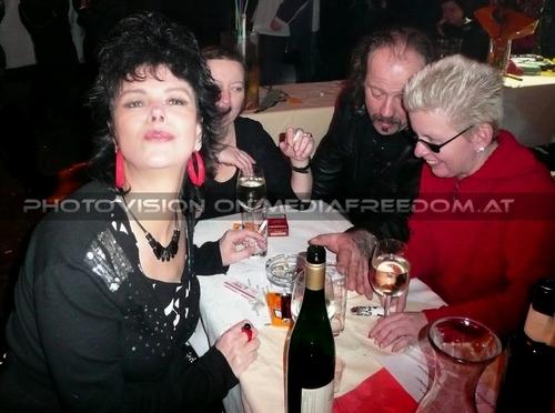The Mega Party 74: Claudia K.,Bertl Bartsch
