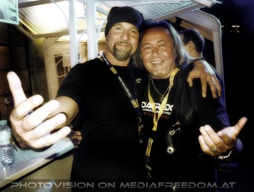 After-Show Party: David Strohmeier,Charly Swoboda