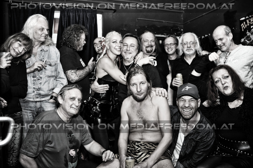 Heavy X-MAS Special 189: Helmut Bibl,Anzo,Hannes Bartsch,Alienne (Michaela Kirisch),Charly Swoboda