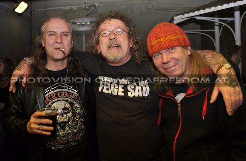 Heavy X-MAS Special 097: Martin Sobotnik,Hannes Bartsch,Thomas Gehrke (Tom)