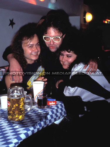 We wanna be young again: Charly F. Lovehurts (Charly Swoboda),Muff Sopper,Martina Pokorny