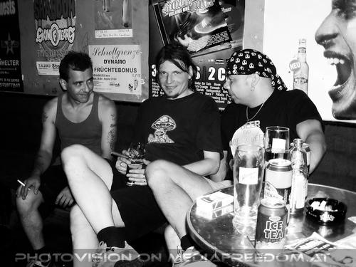 Traum - Tour Pix 40: Alexander van Schaaf,Günther Steiner,Lorenz Lo Pöltl