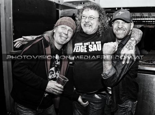 Heavy X-MAS Special 165: Thomas Gehrke (Tom),Hannes Bartsch,Roman Gregory