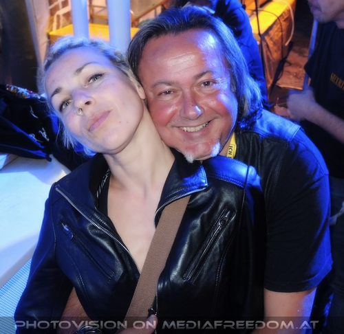 After-Show Party: Alienne,Charly Swoboda