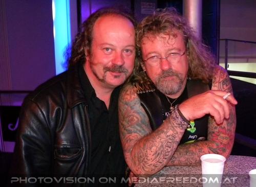 Music Party Pix 52: Bertl Bartsch,Hannes Bartsch