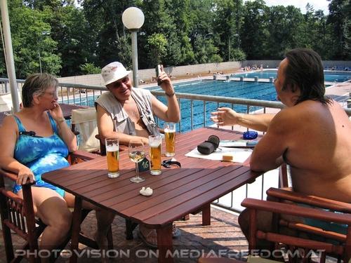 Traditionsbad 5: Rudolf Bina,Charly Swoboda