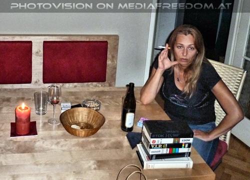 Living on Video 4: Bettina Brix