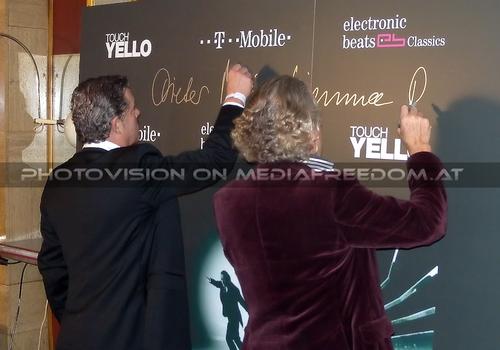 Touch Yello 50: Boris Blank,Dieter Meier