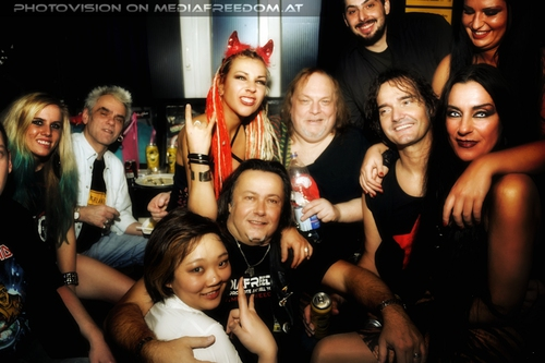 After Show: Jennifer Kandut,Ulli Bäer,Sarah Lee,Alienne,Charly Swoboda,Chris Bauer,Freddy Brix,Biggie Waite