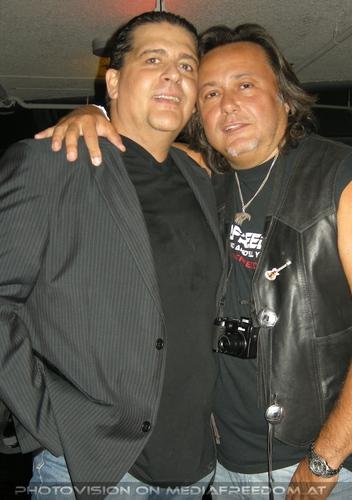 Music Party Pix 56: Tony Wegas,Charly Swoboda