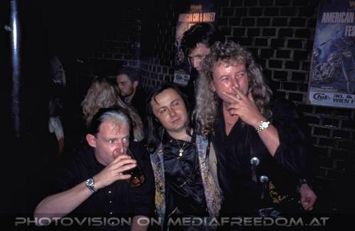Partytime 27: Alexander Bisenz,Charly Swoboda,Hannes Bartsch