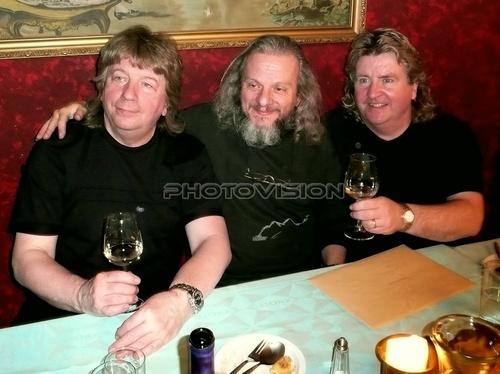 Block Busters: Andy Scott,Wolfgang Gonaus,Bruce Bisland
