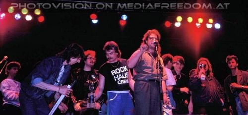 In rock we trust 15: Bobby Hammer,Viktor Samwald,Muff Sopper