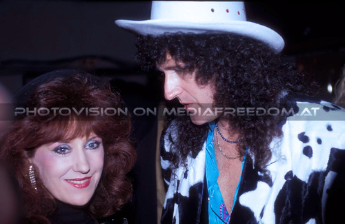The first 10 years 09: ,Brian May