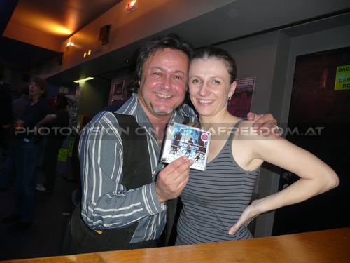 Fan: Charly Swoboda,Birgit Denk