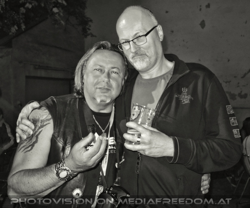 After-Show Party: Charly Swoboda,Herbert Aigner