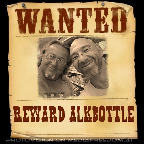 Reward Alkbottle: Charly Swoboda, Roman Gregory