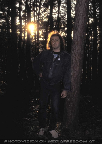 Forest Man: Charly F. Lovehurts (Charly Swoboda)