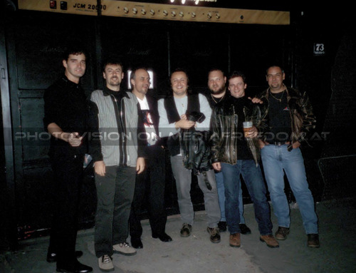 Lucky charmes: Freddy Brix,Martin Brandtner,Norbert,Charly Swoboda,Heinz Angel,Bernd Bimashofer,Wolfgang Steffan