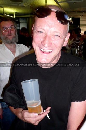 Opening Party - Pix 005: Gary Howard