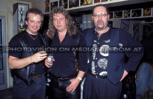 Partytime 12: Gary Lux,Hannes Bartsch,Muff Sopper