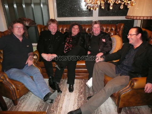 Block Busters: Hannes Bartsch,Andy Scott,Martina Pokorny,Bruce Bisland,Muff Sopper