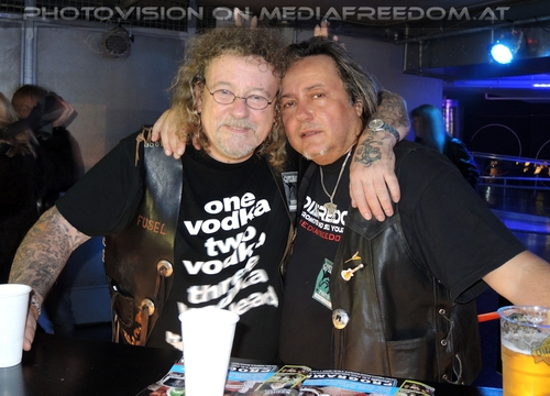 Rock and Roll Circus - Tour Pix 073: Hannes Bartsch,Charly Swoboda