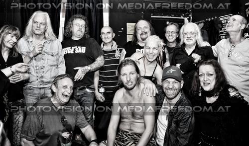 Heavy X-MAS Special 187: Helmut Bibl,Anzo,Hannes Bartsch,Chris Bauer,Alienne (Michaela Kirisch)