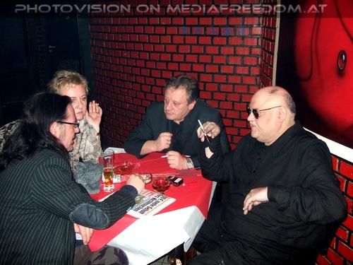 Halbzeit Party Pix 68: Muff Sopper,Karl Ratzer