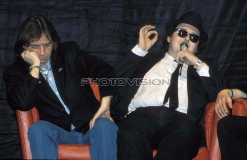 Der redet, und redet, und redet....: Peter Pernica,Blues Brother (Blues Brothers of Vienna)