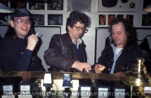 37 Jahre Sex, Fusel und Rockn Roll 09: Robert Suk,Bertl Bartsch